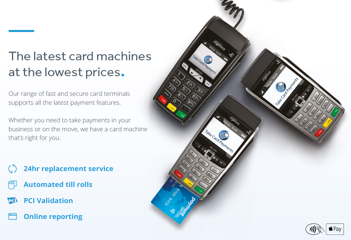 card payment machine for small business - Take Card Payments